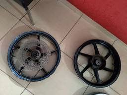 Roda Twister / Strada