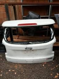 Tampa traseira  da mala- Original do ( Jeep Renegade)