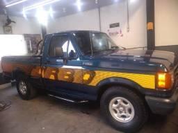 Título do anúncio: Camionete Ford F-1000 Diesel Turbo