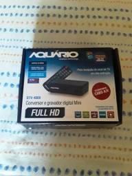 Conversor digiita full HD Aquário