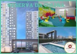 Reserva da Colina - Apartamento com 44m², 2 quartos - Pau da Lima