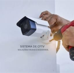 Câmeras de segurança intelbras cftv kit de 4 câmeras