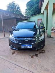 Chevrolet Cruze LT Sedãn Preto 2012