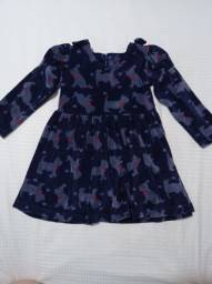 Vestido infantil tip top TAM 3 anos original