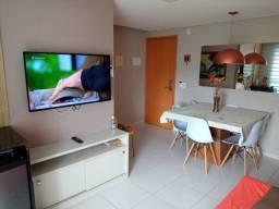 Título do anúncio: Apartamento com 3 dormitórios à venda, 67 m² por R$ 585.000 - Praia Do Cupe - Ipojuca/PE