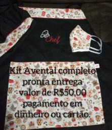 Kit Avental completo