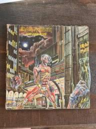 Disco de vinil Iron Maiden - Somewhere in time