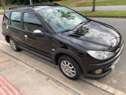 Barbada!!! Peugeot 206 1.6 Escapede sw