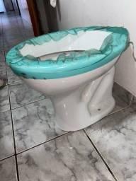 Vaso sanitário descarga simples