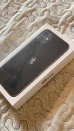 IPhone 11 Preto Novo LACRADO