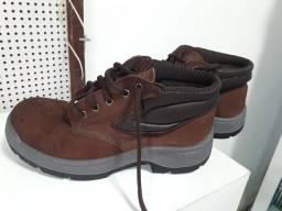 lindas resistente e confortável bota couro