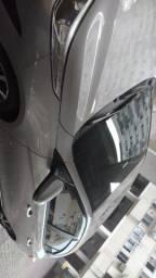 Yaris,19/19, Xls, automático, couro, teto solar, prata Premium