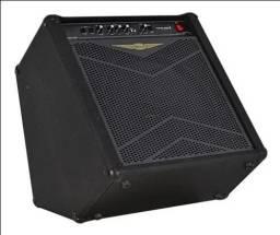 Cubo Amplificador Baixo 140 Watts Ocb 500x - Falante 15 - NOVO