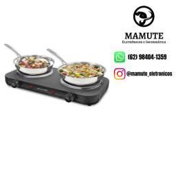 Título do anúncio: Fogão Elétrico Multilaser Easy Cook Duo 220v - Ce155