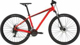 Bicicleta Cannondale Trail 7 + Kit Acessorios