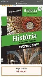 Título do anúncio: Livro de história volume único!