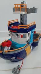 Navio Fischer Primeiro da Mattel