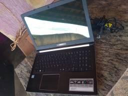 Notebook Acer i7 7°geracao