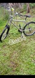 Vendo bicicleta boa pra vender logo 750