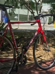 Vendo ou troco Bicicleta Speed Cannondale caad8