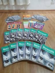 Apostilas Bernoulli 2019 - Coleção Completa - Ótimo Estado