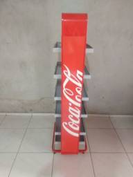 Gôndola da Coca cola semi nova