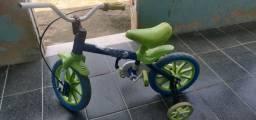 Bicicleta infantil até 3anos.