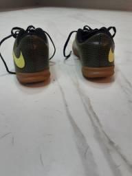 Tenis infanti futsal 34 Nike original