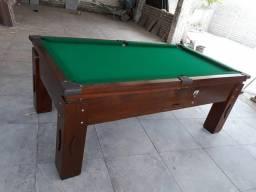 Snooker (Sinuca) de 2.25 de madeira direto da fábrica (nunca usado)