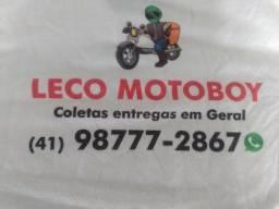 Motoboy leco viagens