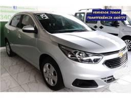 Chevrolet Cobalt Lt Flex 8v 2019 _ entrada 12mil + mensais apartir 879,00 fixas