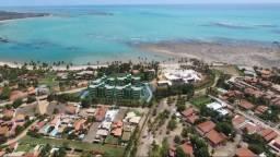 Apartamento a 50 metros do mar (obra iniciada) - Praia do Sonho Verde - Paripueira -AL