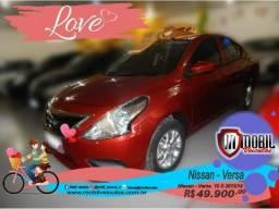 Nissan Versa  10 S - 2016