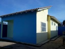 Casa pronta para morar em Residêncial financia