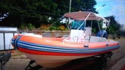 Flexboat SR550 - 2013