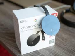 Chromecast Ultra 4k Hdmi Lacrado Original Google Netflix