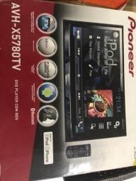 DVD Player Pioneer AVH-X5780TV 7? Mixtrax