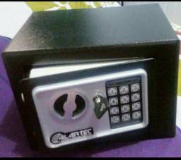 Cofre Digital e Manual Alartec