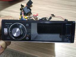 Dvd Pioneer dvd 8680 com Bluetooth bem novinho