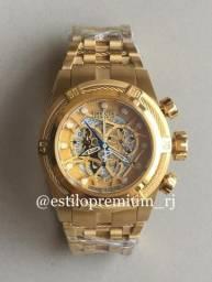 4fdb83072c0 Relógio Invicta Zeus Esqueleto - Aceito Cartão
