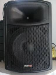 Caixa Ativa Loudvox LP 151 (15 polegadas)