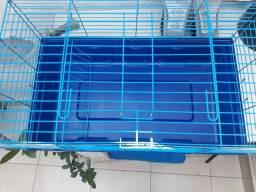 Vendo gaiola própria para porquinhos da Índia e coelhos