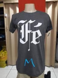 Camiseta Fé Long