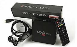 Tv Box com controle, Internet, Youtube, Netflix, Filmes e muito mais ! Campina Grande !!