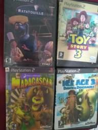 50 Jogos Infantis Ps2