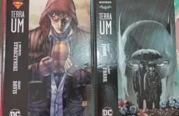 Superman e Batman Terra Um