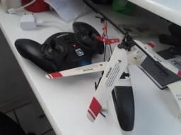 Vendo helicóptero semi novo valor 100 reais