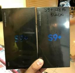 Samsung Galaxy S9 Plus 128GB CINZA,4G Dual Lacrados+Nota Fiscal
