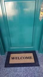 Tapete Capacho porta de entrada