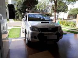 Toyota Hilux 14/15 Impecavel - 2015